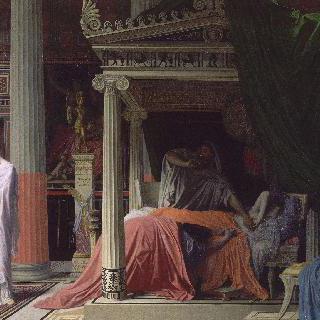 안티오쿠스의 병, 안티오쿠스와 스트라토니스