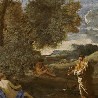 뉘마 폼필리우스와 물의 요정 에제리