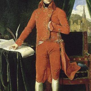 나폴레옹 보나파르트. 제1집정관