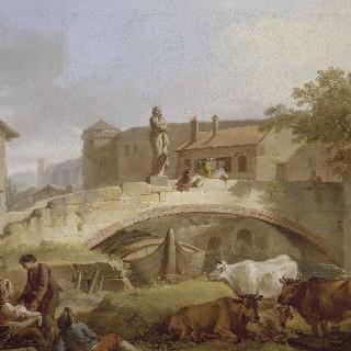이탈리아의 마을