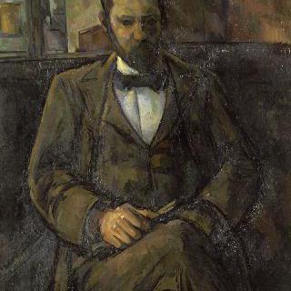 화상 앙브루아즈 볼라르의 초상