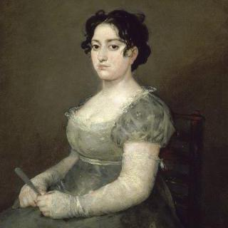 로렌사 코르레아 (부채를 든 여인)