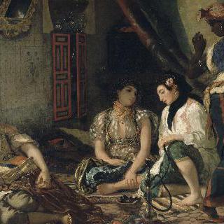알제리의 여인들
