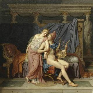 파리스와 헬레네의 사랑