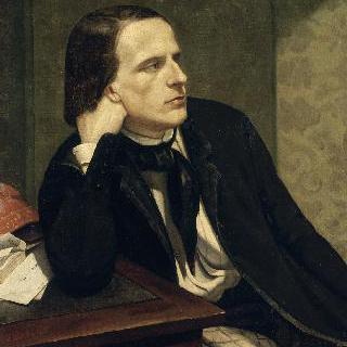 폴 앙소 (1820-1894)의 초상
