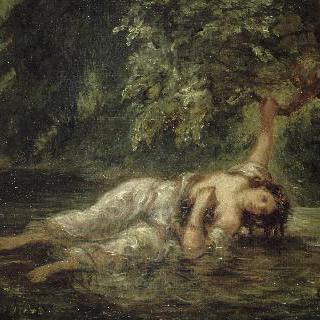 오펠리아의 죽음 (셰익스피어, 햄릿)