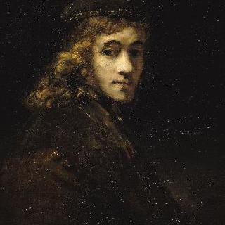 티튀스의 초상, 화가의 아들