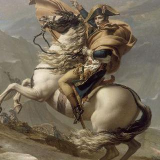 알프스를 넘는 나폴레옹