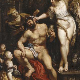 헤라클레스와 옴팔레