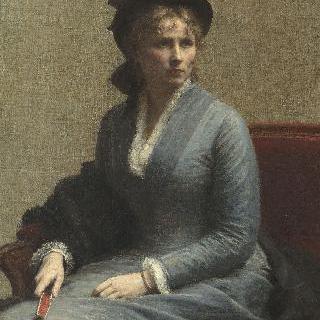 사를로트 뒤부르그 (1850-1921), 화가 부인의 동생