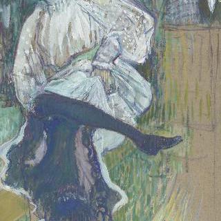 춤추는 잔 아브릴 (1868-1943)
