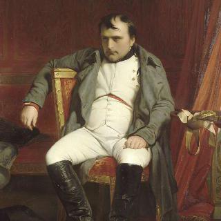 1814년 3월 31일, 퐁텐블로의 나폴레옹