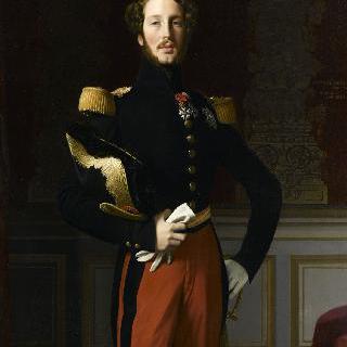 오를레앙 공작, 페르디낭 필립의 초상