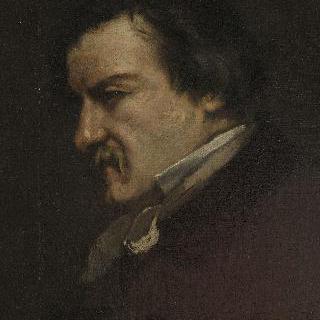 작가 샹플뢰리의 초상