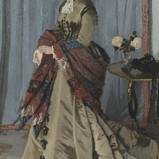 루이 조아킴 고디베르 부인,마그리트 마르셀 (1846-1877)르 아브르 협상가의 부인