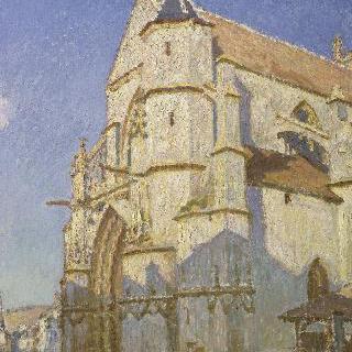 모레의 교회