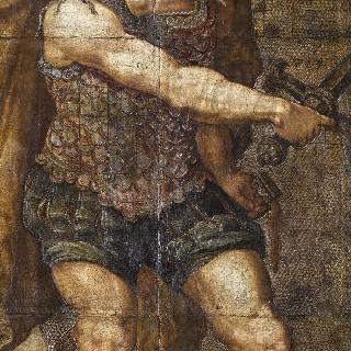로마의 영웅들, 무시우스 스카에볼라
