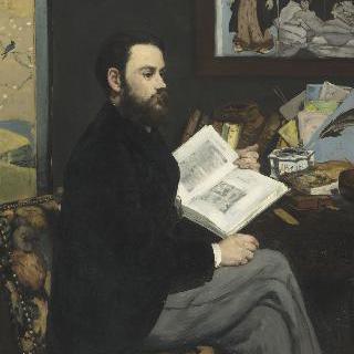 에밀 졸라 (1840-1902), 작가