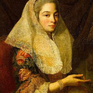 몰타의 젊은 여인의 초상