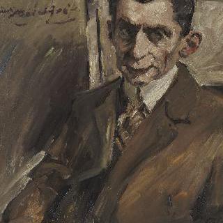 미술사학자 율리우스 마이어 그레페의 초상