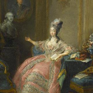 마리 조제핀 루이즈 드 사부아, 프로방스 백작부인 (1753-1810)