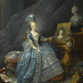 마리 테레즈 드 사부아, 아르투아 백작부인 (1756-1805)