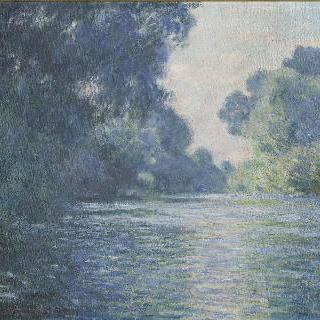 지베르니 부근의 센 강변