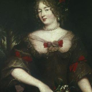 1669년 경, 그리강 백작부인 프랑수아즈-마르그리트 드 세비네
