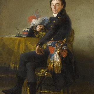 페르디낭 기유마르데, 스페인의 프랑스 대사