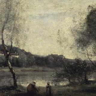 빌 다브레, 연못