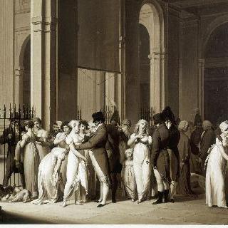 루아얄 궁전의 회랑