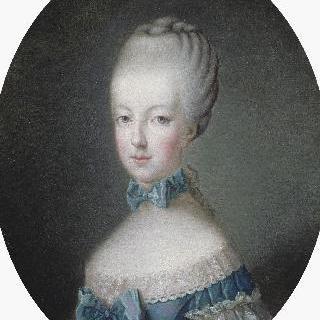 오스트리아의 대공녀, 마리 앙투아네트 드 로렌 합스부르크 (1755-1793)