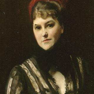 카트린 무어 부인의 초상