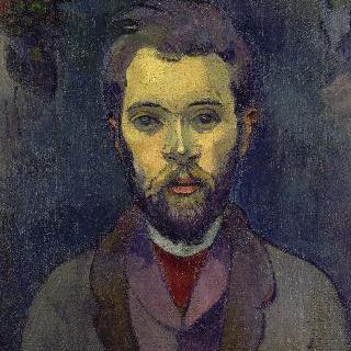 스웨덴 작곡가 윌리암 몰라드 초상