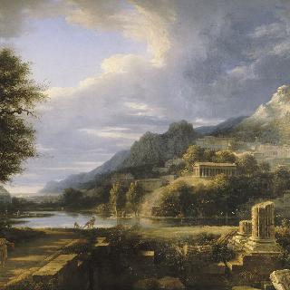 아그리젠토의 옛 마을