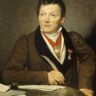 알렉상드르 르누아르, 고고학자이자 프랑스 문화재 박물관의 학예사