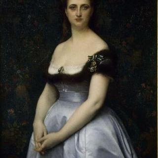 카레트 부인의 초상 (아멜리아 부베)