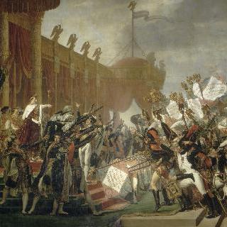 황제에 대한 군대의 맹세