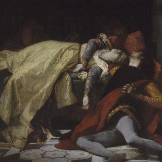 파올로 말라테스타와 프란체스카 데 리미니의 죽음