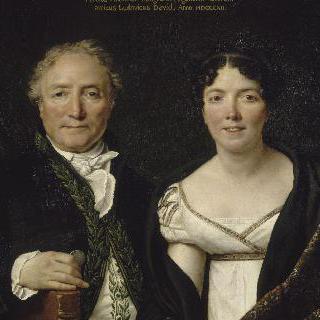 고고학자 몽제와 그의 부인