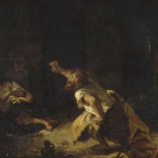 바이런 시편에 나오는 시옹성의 죄수