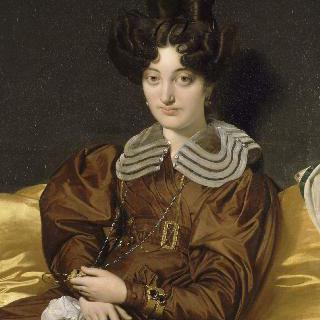 마리코트 드 생트 마리 부인의 초상
