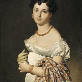 팽쿠크 부인의 초상