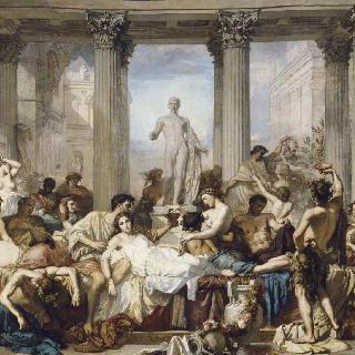 타락한 로마인들