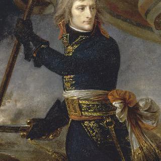 1796년 11월 17일 아르콜 다리 위의 보나파르트장군
