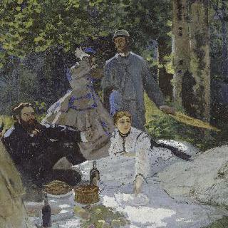 샤이, 풀밭 위의 점심 식사