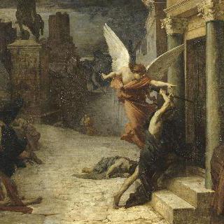 로마의 흑사병