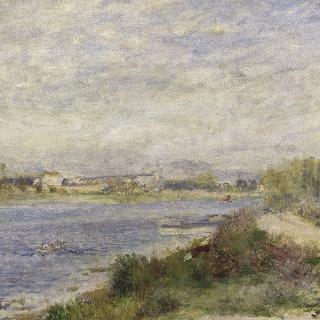 아르장퇴유의 센 강