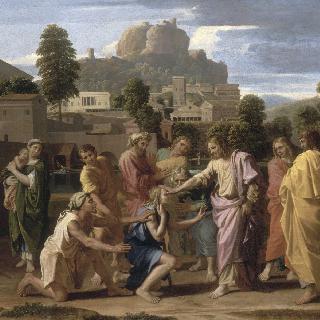 예리고의 맹인들 (맹인들을 치유하는 예수)