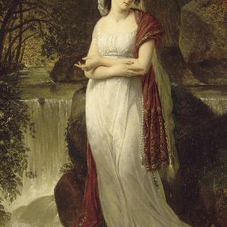 루시앙 보나파르트의 첫번째 부인 크리스틴 부아이예